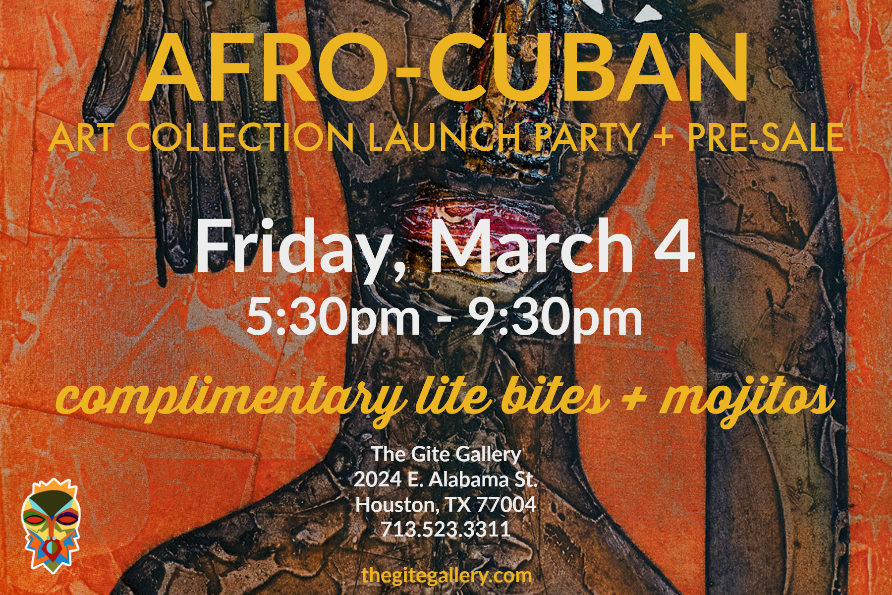 AFROCUBAN LAUNCH FINAL